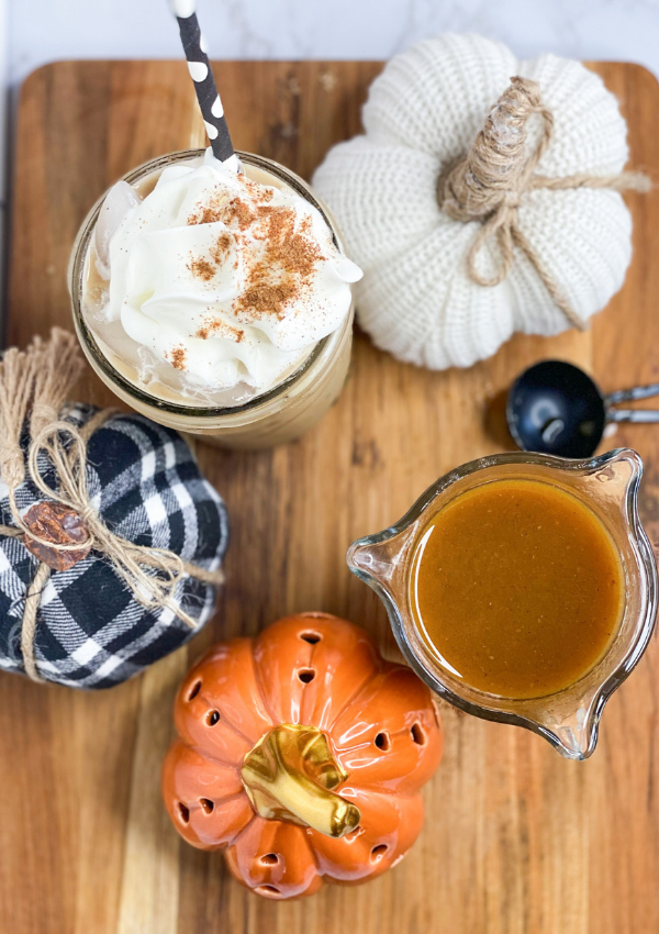 Sugar Free Pumpkin Syrup